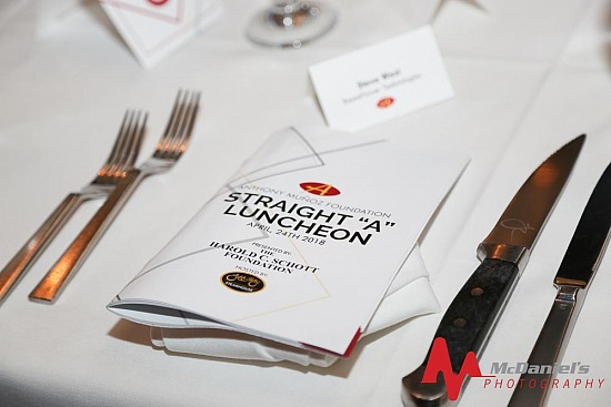 "Straight ""A"" Luncheon 2018"